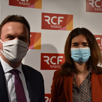 RCF Anjou - André Martin et Isabelle Pitto