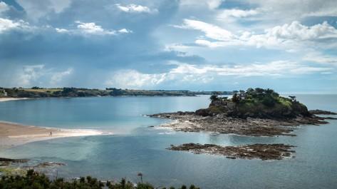 L'île du Guesclin, entre Saint Malo et Cancale ©Image par Jean-Baptiste Noel de Pixabay