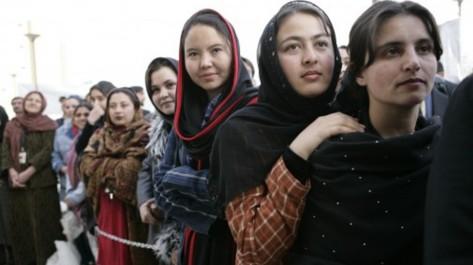 Femmes à Kaboul (2016) ©Wikimédia Commons
