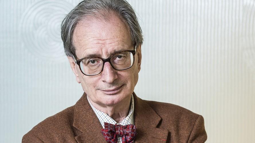 Jean-Luc Marion, philosophe, membre de l'Académie française, le 27/09/2020 ©Corinne SIMON/CIRIC