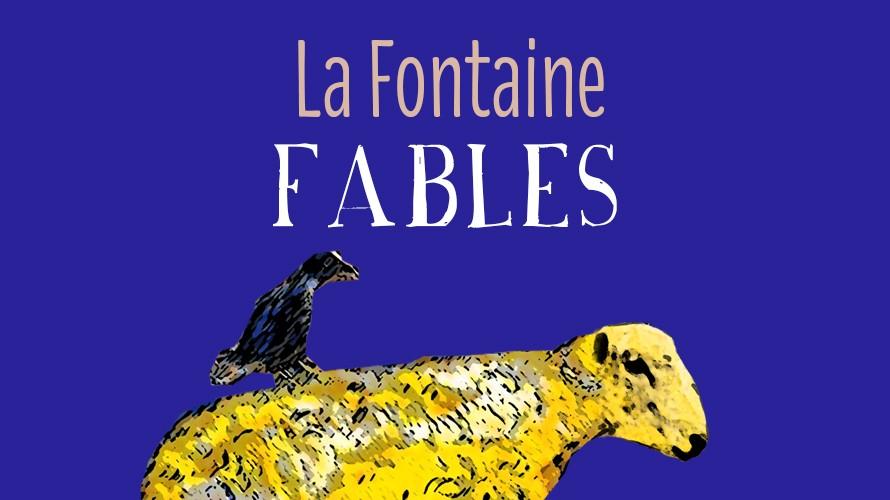 Visuel podcast La Fontaine/@Odile Riffaud/RCF