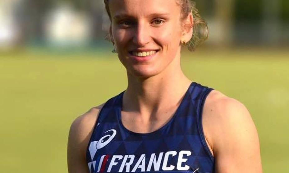 Amandine Brossier, sur sa photo de profil Facebook @Amandine Brossier