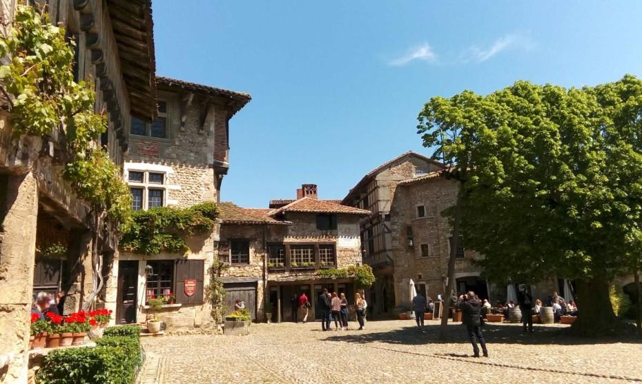 La cité médiévale de Pérouges ©Pérouges Tourisme