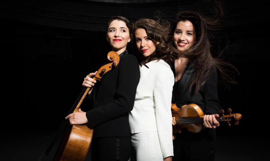 Le Trio Sora sera en concert le 31 juillet à Morogues © Trio Sora.