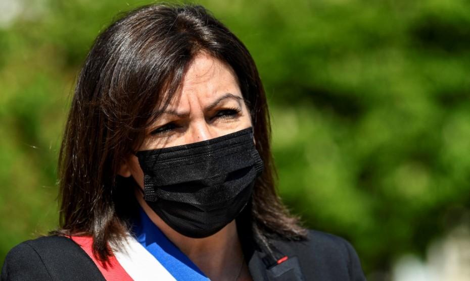 Anne Hidalgo - BERTRAND GUAY  POOL  AFP