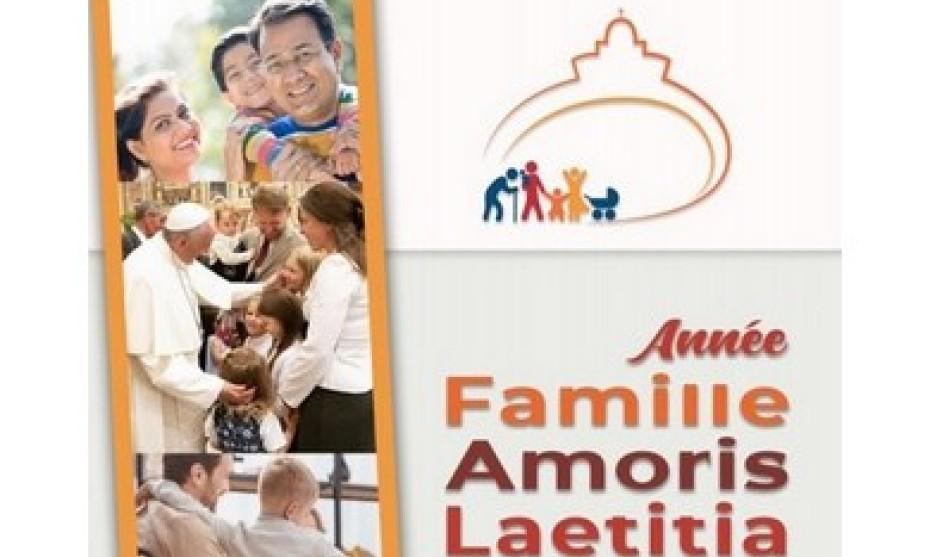 Illustration de l'année Amoris Laetitia en Haute-Savoie