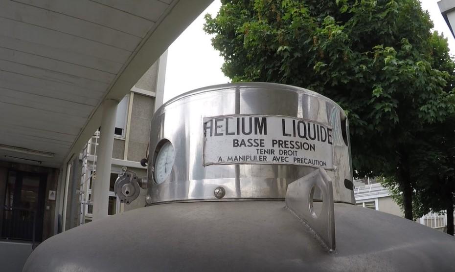 Hélium liquide, Institut Néel/CNRS de Grenoble