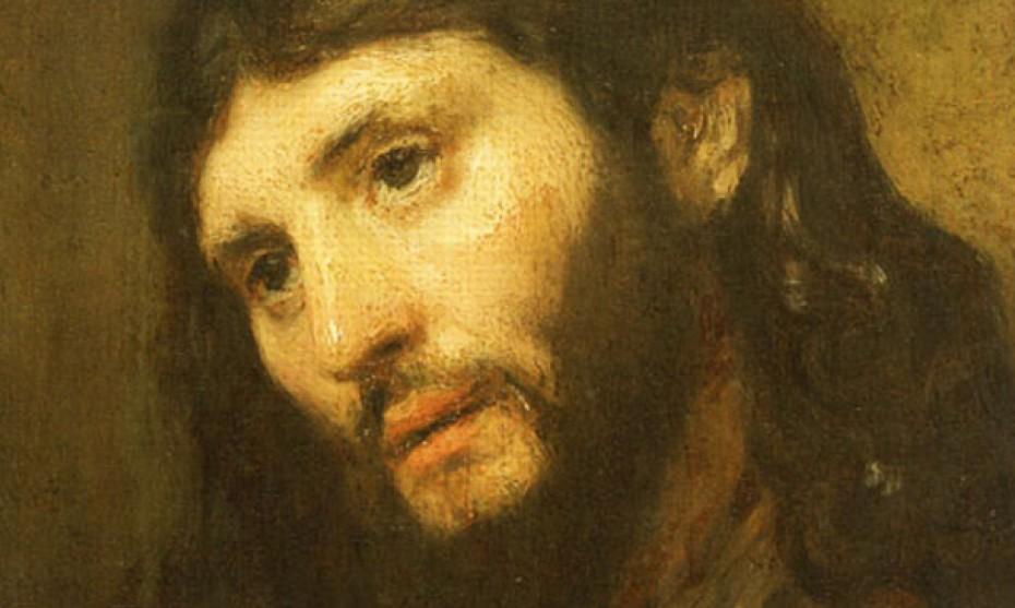 Wikimédia Commons / Portrait du Christ, par Rembrandt (?)