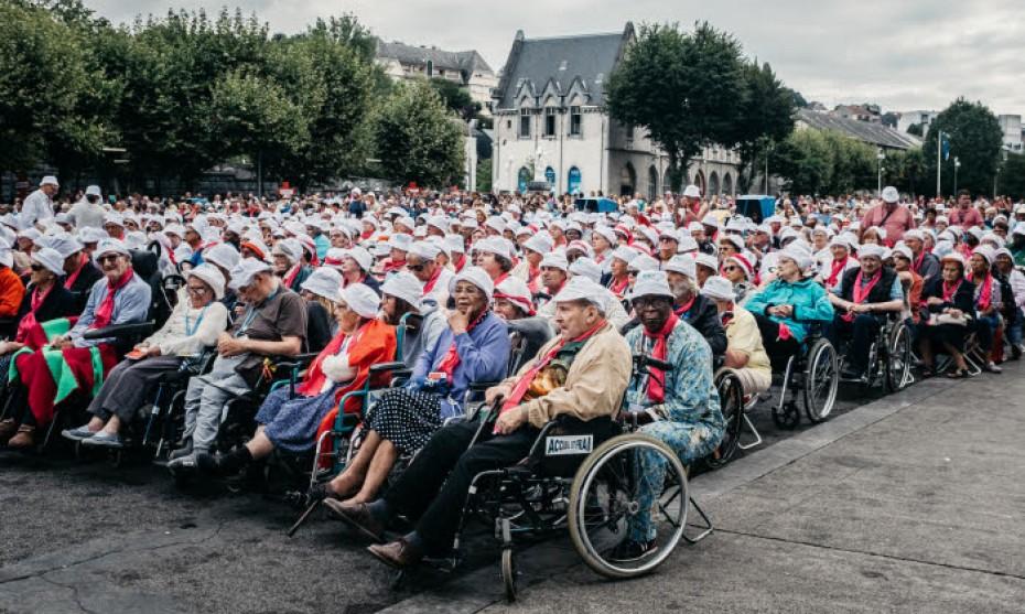 Le Pèlerinage national de Lourdes - Jean-Matthieu GAUTIER/CIRIC