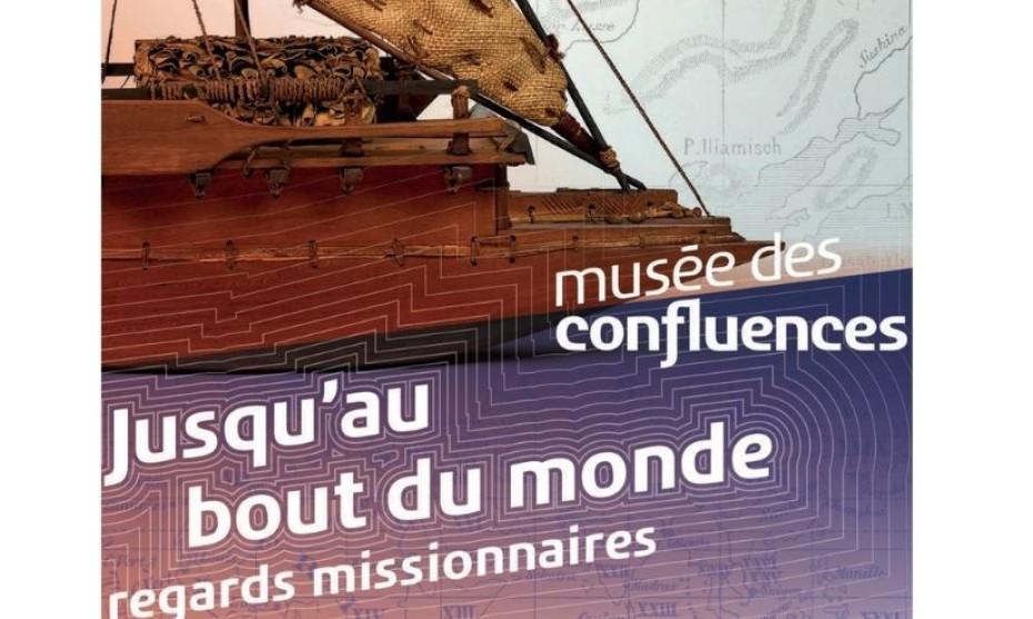 Le Musée des Confluences de Lyon accueille cette exposition du 18 juin 2021 au 8 mai 2022.