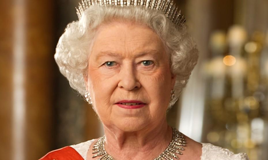 Wikimédia Commons - Portrait d'Elizabeth II en 2011