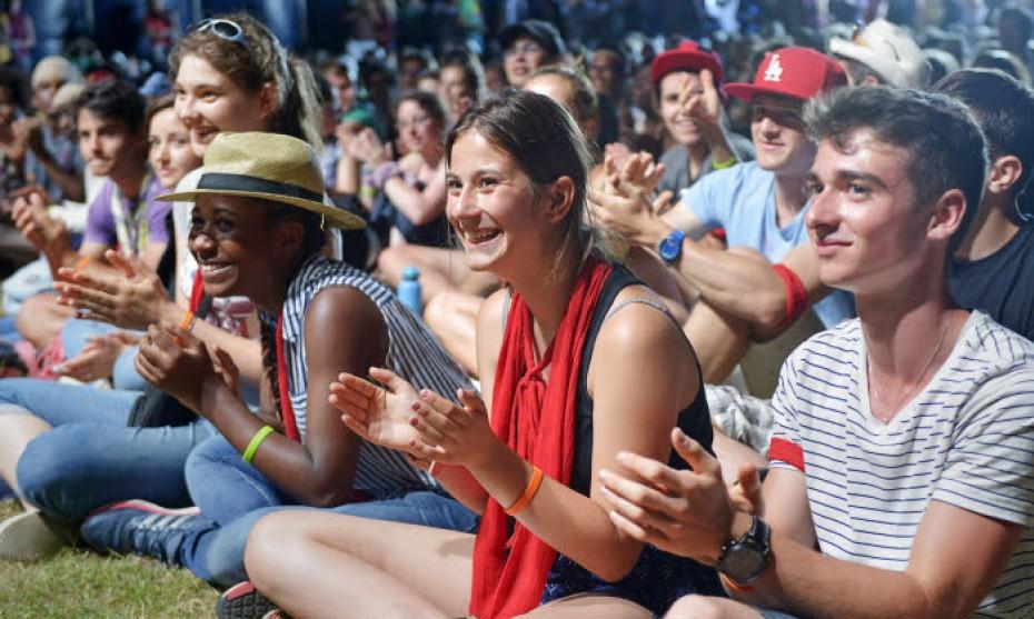 Jeunes participants du Grand Kiff - Corinne SIMON CIRIC