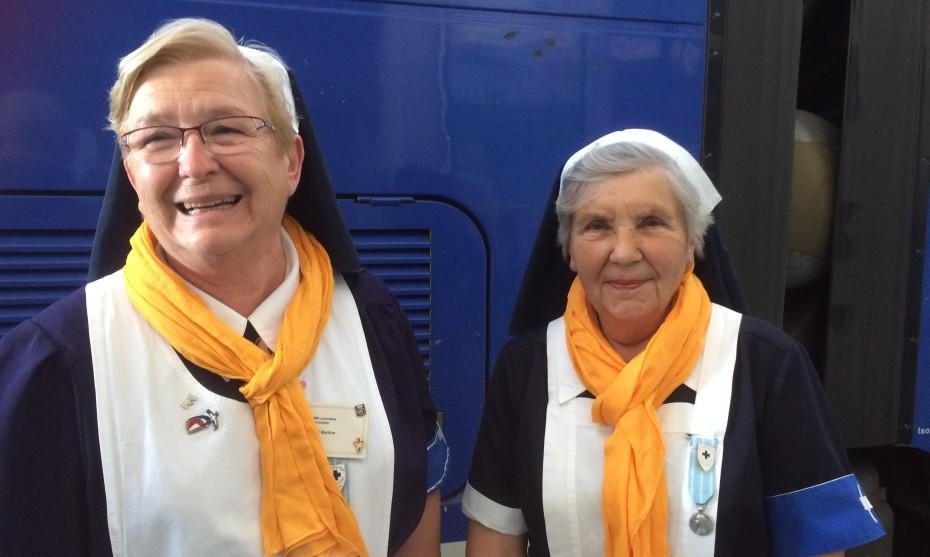 RCF - Hospitalières à Lourdes