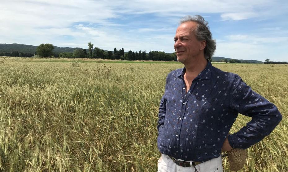 2020-DR-Henri de Pazzis a dirigé près de 30 ans Pronatura, le premier réseau de maraichers et d'arboriculteurs biologiques.