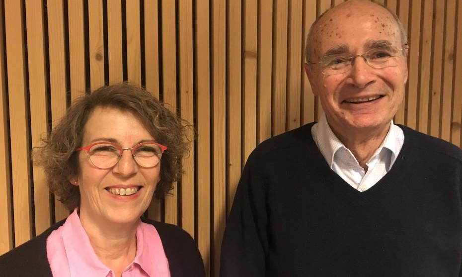 2018-RCF LDT- Donatienne Delcos et Emmanuel Bonfortau micro de Laetitia de Traversay