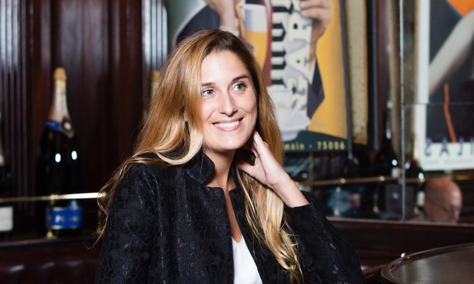 2017 Francesca Mantovani- Jessica Nelson a fondé les éditions des Saints-Pères qui publient des reproductions de manuscrits originaux.