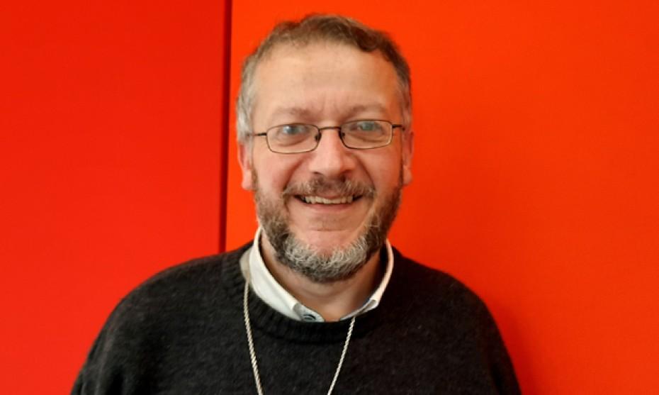 DR - Le Père Christophe Peschet
