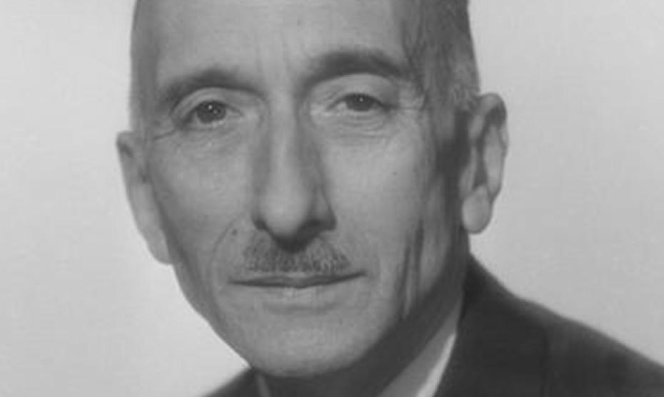 Wikimédia Commons - François Mauriac en 1945
