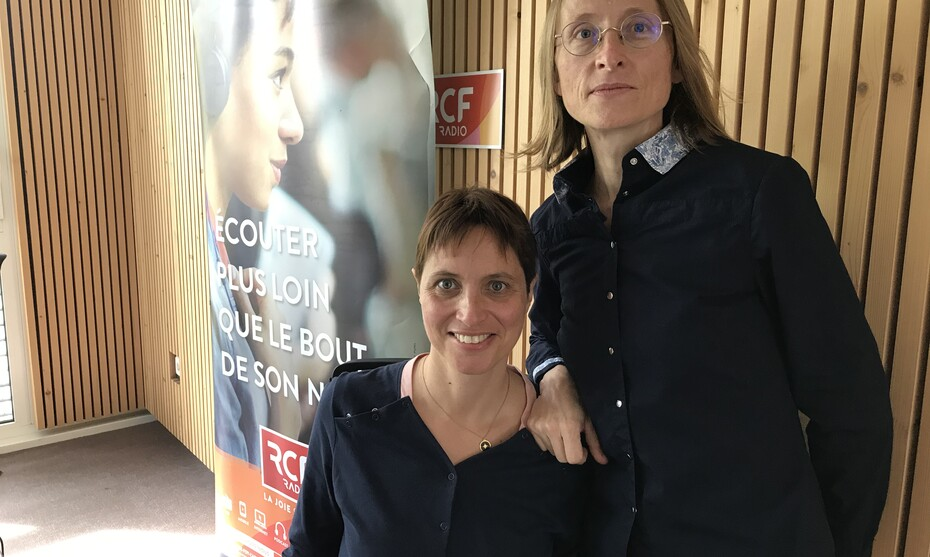 2020 RCF Lyon - Angeline Ribadeau-Dumas et Lucie Gueyffier