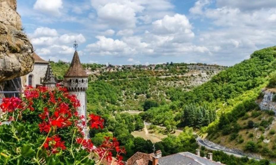 Sanctuaire Notre-Dame de Rocamadour