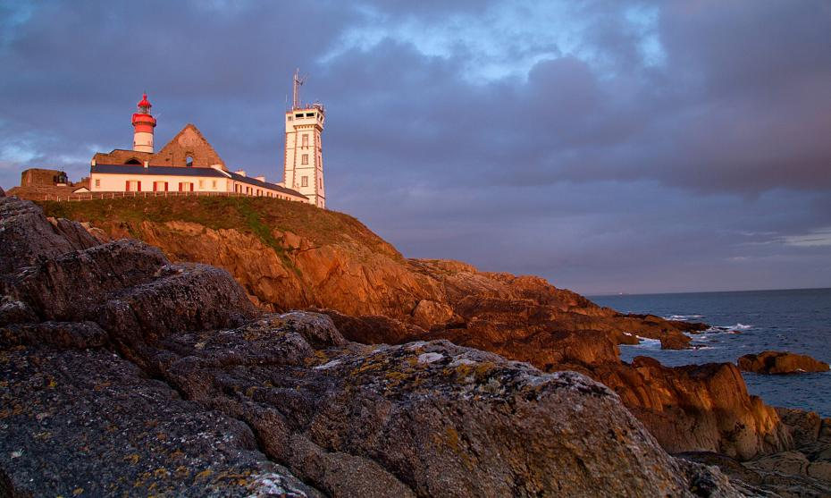 La pointe Saint-Mathieu dans le Finistère © Klaus Stebani de Pixabay