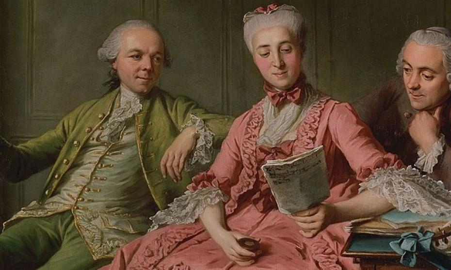 Wikimédia Commons - Louise de Rohan-Rochefort (1734-1815).