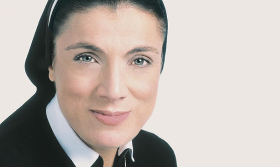 """DR - Toujours, Sœur Marie Keyrouz croira à """"l'unité et à la sainteté du Liban""""."""