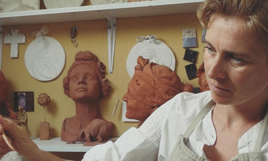 """Sophie Barut Sculpteur -  """"J'ai senti à quel point l'amour de Dieu et des hommes était vital pour moi et que je ne pouvais pas vivre comme s'il n'y avait pas tout ça."""""""