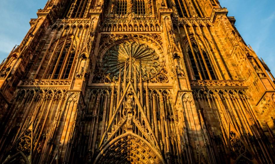 Claude Truong-Ngoc / Wikimedia Commons - Façade occidentale de la cathédrale de Strasbourg