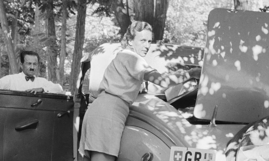 Ella Maillart en Iran 1939/40 @Wikimédia Commons