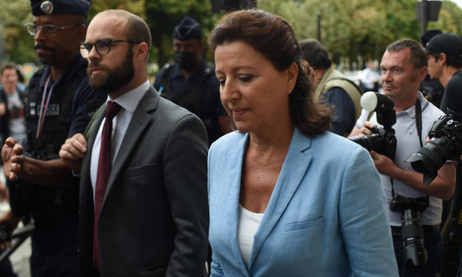 Agnès Buzyn - LUCAS BARIOULET / AFP