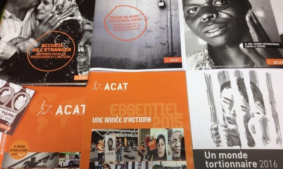Documents et communication ©ACAT-France