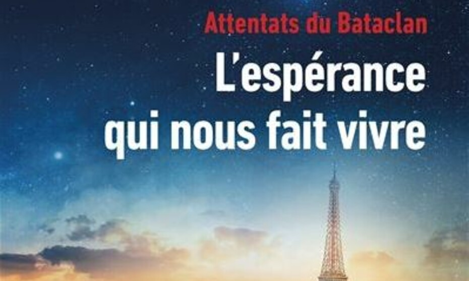 """""""L'espérance nous fait vivre""""Un témoignage de Sylvie et Éric Pétard. Aux éditions Artège."""
