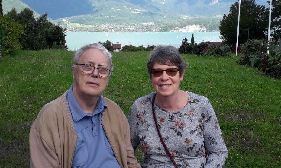 Marie-Françoise et Guy Pradet : l'œcuménisme à la maison ©2021RCF