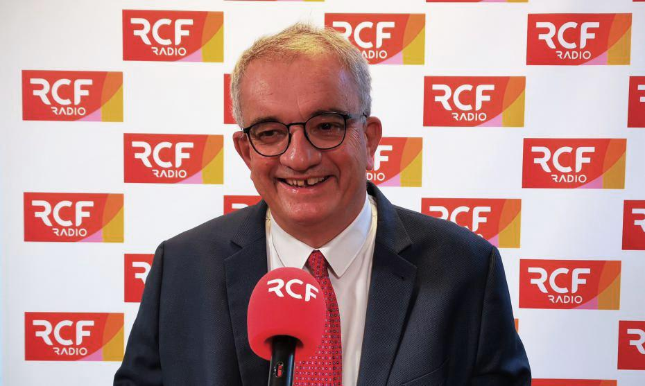 Philippe Delorme ®RCF