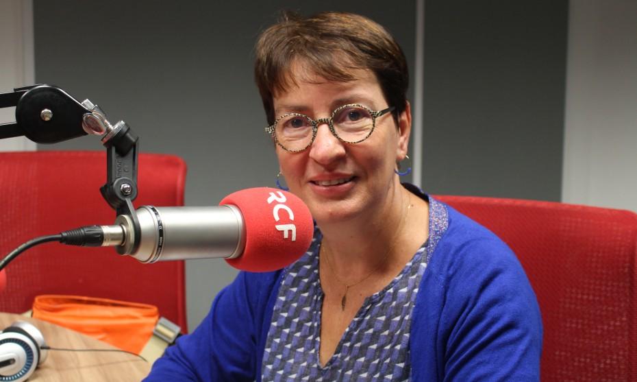 Marietta Karamanli, députée de la 2ème circonscription de la Sarthe © RCF Sarthe