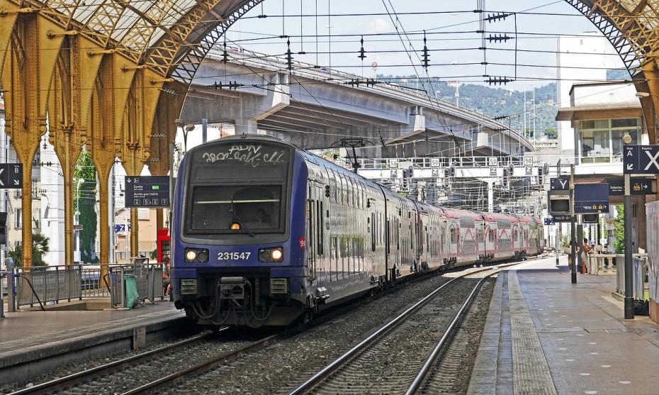 La gare de Nice - Image par Erich Westendarp de Pixabay